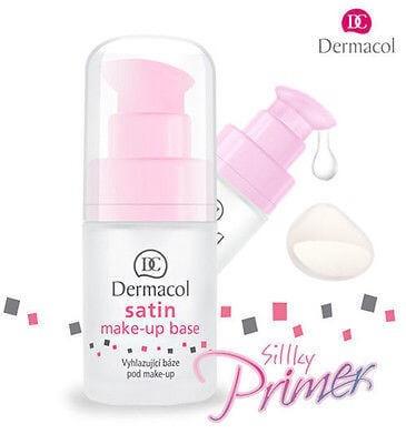 Kem Lót Dermacol Satin Make-up Base 15ml