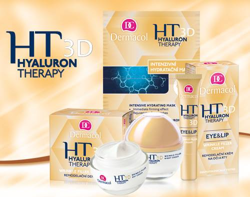 Mặt Nạ Chống Lão Hóa Dermacol Hyaluron Therapy Intensive Hydrating Mask