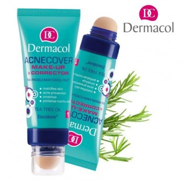 Kem Nền Cho Da Mụn Dermacol Acnecover Make-up With Corrector