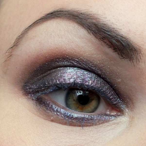Catrice LE Feathered Fall Luxury Eye Shadow, C02 Plum Plumes