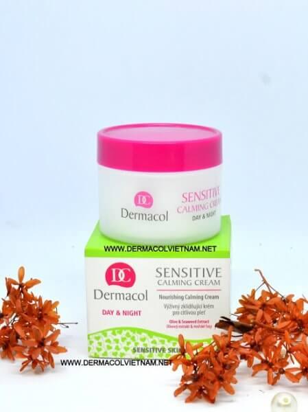 Kem Dưỡng Ẩm Cho Da Nhạy Cảm   Sensitive Calming Cream