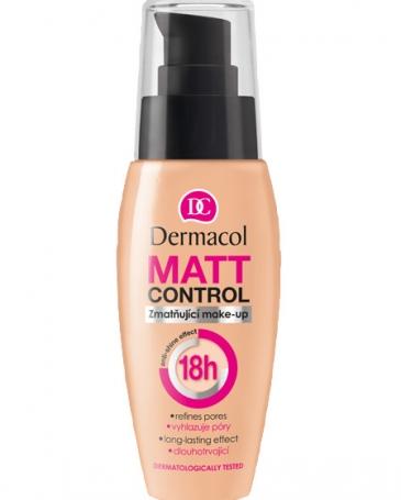 Kem Nền Dermacol Matt Control Make-up