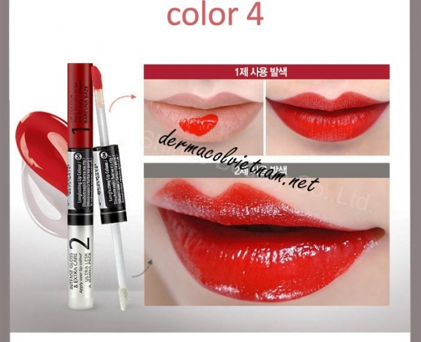 Son Lì Dermacol 16h Lip Colour