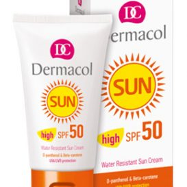 KEM CHỐNG NẮNG DERMACOL WATER-RESISTANT SUN CREAM SPF 50