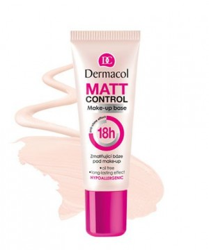 Kem Lót Cho Da Dầu Dermacol Matt Control Make-up Base