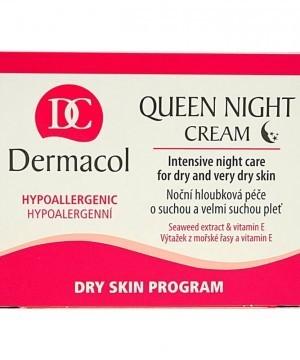 Kem Dưỡng Ẩm Cho Da Dầu Ban Đêm - Queen Night Cream