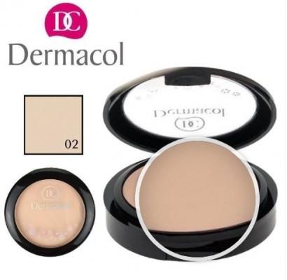 Phấn Nén Dermacol Mineral Compact Powder