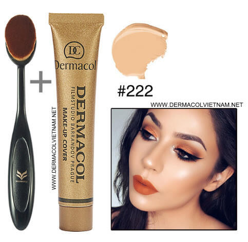 dermacol make up cover 222