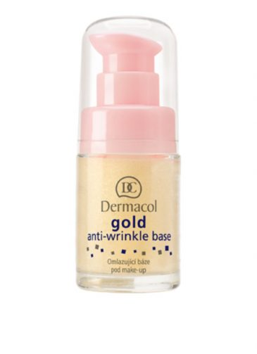 Dermacol Satin Gold Anti-wrinkle Make-up Base