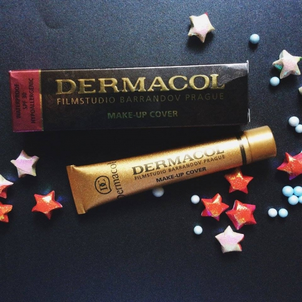 Combo 10: Dermacol Make Up Cover + Acneclear Moisturizing Gel cream