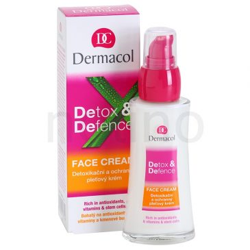Kem Dưỡng Ẩm Phục Hồi Da Dermacol Detox & Defence Face Cream