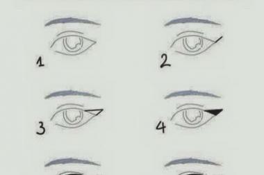 Cách Kẻ Mắt Cho Người Mới Học