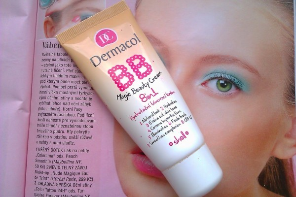 Kem Nền BB Cream Dermacol Magic Beauty Cream 8 in 1
