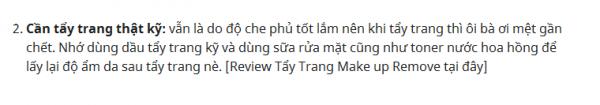 Tất Tần tật về Review CHE KHUYẾT ĐIỂM DERMACOL MAKE UP COVER