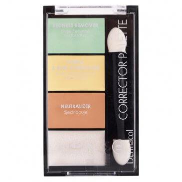Bảng Che Khuyết Điểm Dermacol Corrector Palette