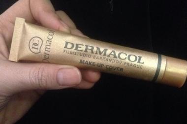 Cách Sử Dụng Kem Che Khuyết Điểm Dermacol Make Up Cover Đúng Cách