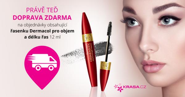 OBSESION MASCARA -Mascara làm dày và cong mi