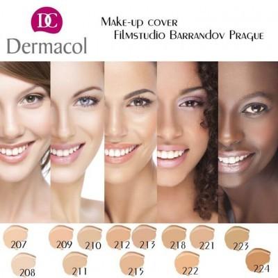 Kem Che Hình Xăm Dermacol Make Up Cover