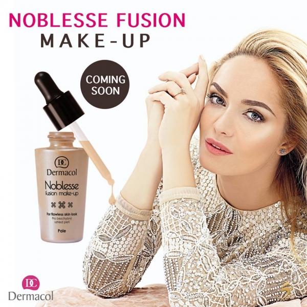 NOBLESSE FUSION MAKE-UP.