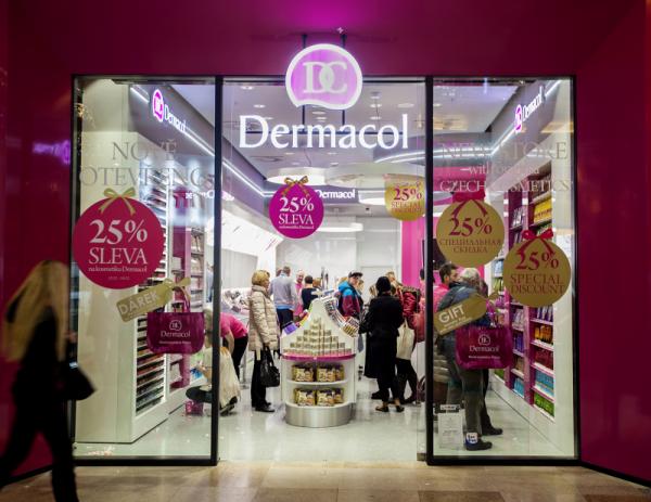 Mỹ phẩm Dermacol  Giới  thiệu về thương hiệu Dermacol