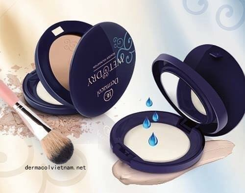 phan nen Wet & Dry Powder Foundation