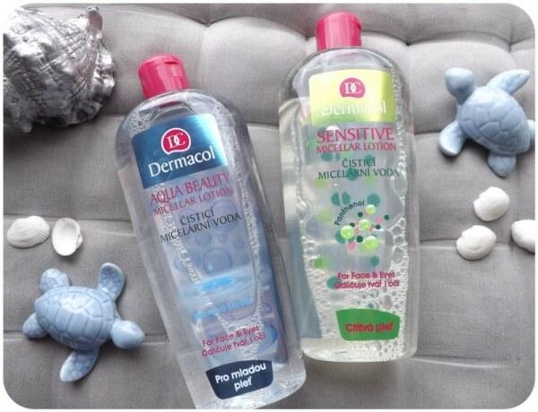 Aqua beauty micellar lotion  Dermacol   Lotion Dưỡng Da
