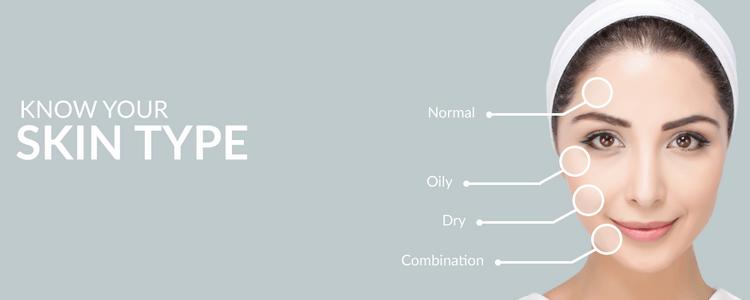 Qúa dể dàng để phân loại da của bạn