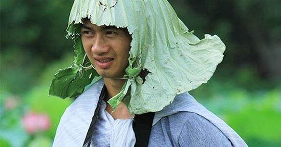 18 Kiểu chống nắng chỉ có ở Việt Nam