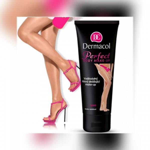 kem che khuyết điểm Perfect Body Makeup Dermacol