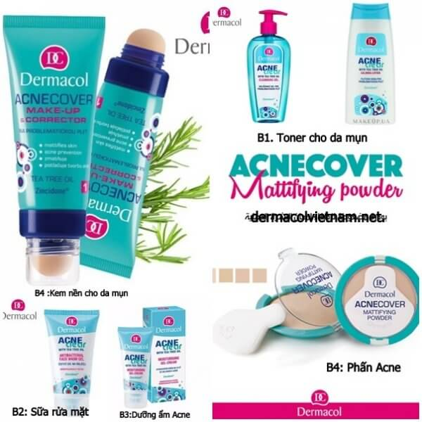 Lotion Acneclear calming