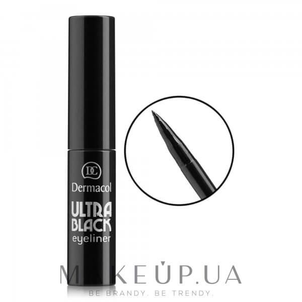 Kẻ mắt nước không thắm nước - Ultra black eyeliner