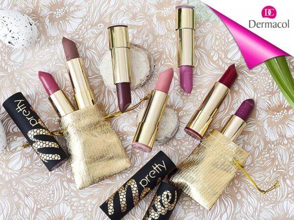 Son Dermacol Pretty matte lipstick