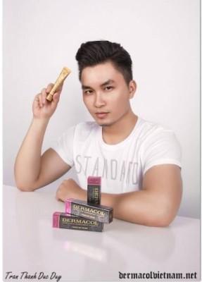 Dermacol Make Up Cover Kem Che Khuyết Điểm Cho Nam