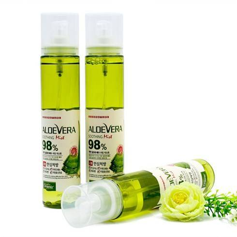 Xịt khoáng White Organia Good Nature Aloe Vera Soothing Gel Mist