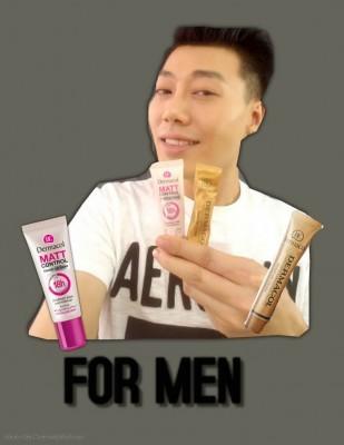 Che Sẹo Lõm Cho Nam Với Dermaco