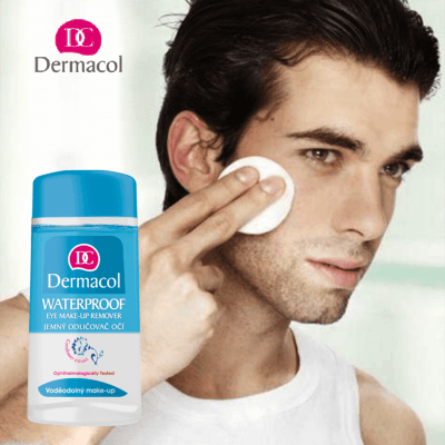 TẨY TRANG CHO NAM Waterproof Eye Make-up Remover