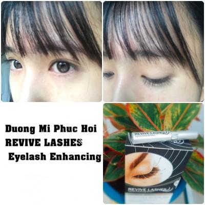 Serum dưỡng dài và phục hồi mi Revive Lashes Eyelash Enhancing