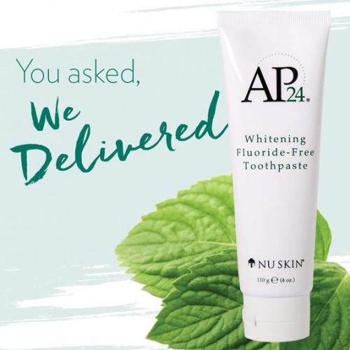 Kem đánh răng AP 24® Whitening Fluoride